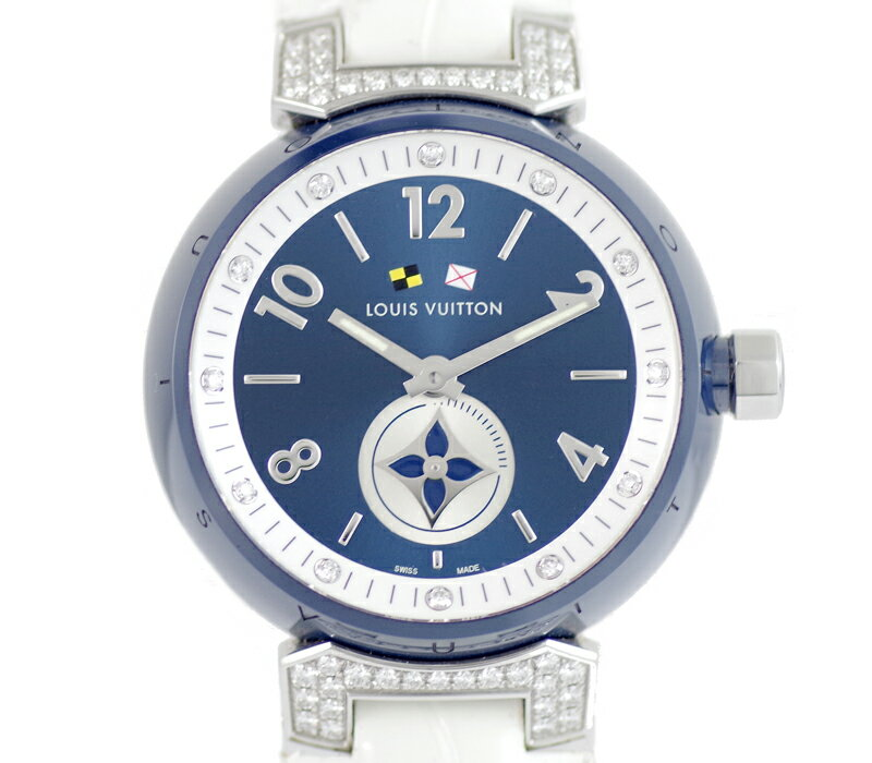 腕時計, レディース腕時計  LOUIS VUITTON 50m 12P Q13MI SS 6