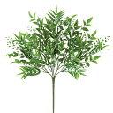 ジャスミンミックスブッシュ(5) 造花 人工観葉植物 鉢植え [ONSLEBU7636]【フェイク グリーン 資材 フラワー アレンジメント】