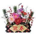 お正月装飾用品・造花・アートフラワー正月スタンド(27)
