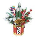お正月装飾用品お正月飾り(45)