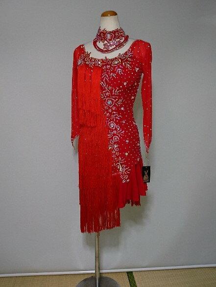 <レンタル>衣装・社交ダンスドレス Mサイズv0150