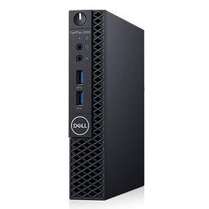 パソコン, デスクトップPC DELL OptiPlex 3060 MicroWin10Pro64bit4GBCorei3- 8100T500GBNo-DriveVGA1Office