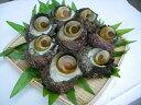 サザエ さざえ (殻入り) 1kg (4〜5個) 天然サザエ 香川県産 冷蔵 [送料無料 海鮮 貝 バーベキュー BBQ 壺焼き 貝類 ] グルメ