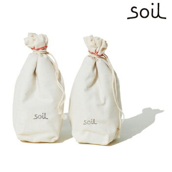 soil ソイル 珪藻土 ドライング サック 2個入り【DRYING SACK】 L253 JAN: 4560339422530 [T]