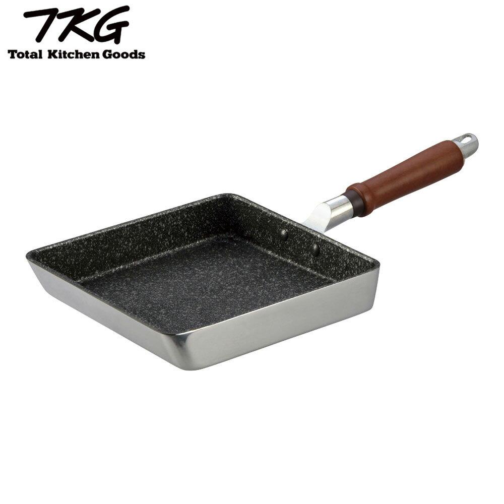 鍋・フライパン, 卵焼き器 TKG 2120cm ATM5802 7-0103-0302 4905001135019