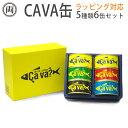 ラッピング対応 新6缶セット サバ缶 鯖缶 サヴァ缶 CAV...
