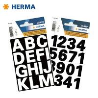 HERMAヘルマアルファベット数字シール防水