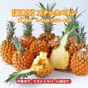 沖縄県産【訳あり】スナックパイン2.4kg以上(5玉〜8玉)