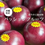 【送料無料】沖縄県産パッションフルーツ1箱(7〜12玉)