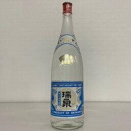 【限定2本】瑞泉酒造 瑞泉 1800ml 30度【詰口日:09.02.27】