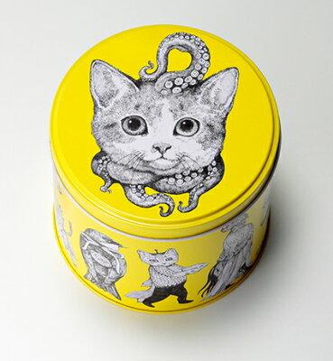 少し辛口な猫ファンタジー。ヒグチユウコ×ホルベイン