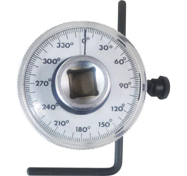 1/2トルクアングルゲージトルクレンチ使用後の角度締めにA014