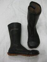 ZA830関東鳶高所用半長靴マジックチャコール24.5〜28cm