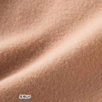 ロングコートSMLLL表起毛フーディーコート(S〜LL)ryuryuリュリュ30代40代ファッションレディースロングコートカットソー黒レディース秋秋服