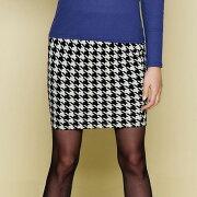 ベーシックタイトスカート リュリュ ファッション レディース アウトレット