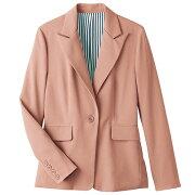プリントテーラードジャケット リュリュ ファッション レディース アウトレット
