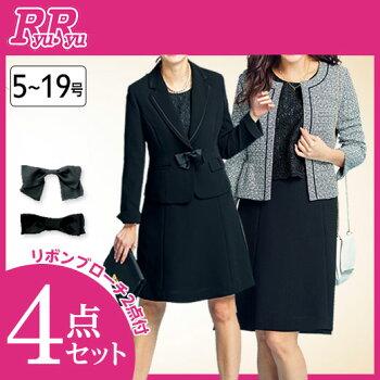 be4f8df10dfe9 七五三 ママ RyuRyu(リュリュ) ミディアム スーツ 入学式 スーツ ママ ...