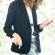 【スーパーDEAL】ジャケット/M/LL/Lヒップが少し隠れる着丈がどんなボトムも脚長バランスに。ウォッシャブル素材で気軽に着られるのがうれしいポイント。洗えるウール調ジャケット(M〜LL) ryuryu/リュリュ ラナン Ranan 30代 40代 ファッション レディース