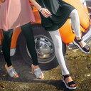 【クーポン配布中】インナーボトム S M LL Lリブスリットレギンス ryuryu/リュリュ 30代 40代 ファッシ...