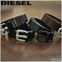 【7】DIESEL ディーゼル メンズ ベルトX03721-PR227...