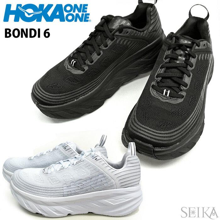 メンズ靴, スニーカー  6 HOKA ONE ONE BONDI 6 1019269 (1) (2)