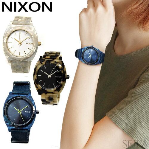 ニクソン NIXON 時計 腕時計A3272031 A3272514 A3272490 タイムテラー アセテート ユニセ...
