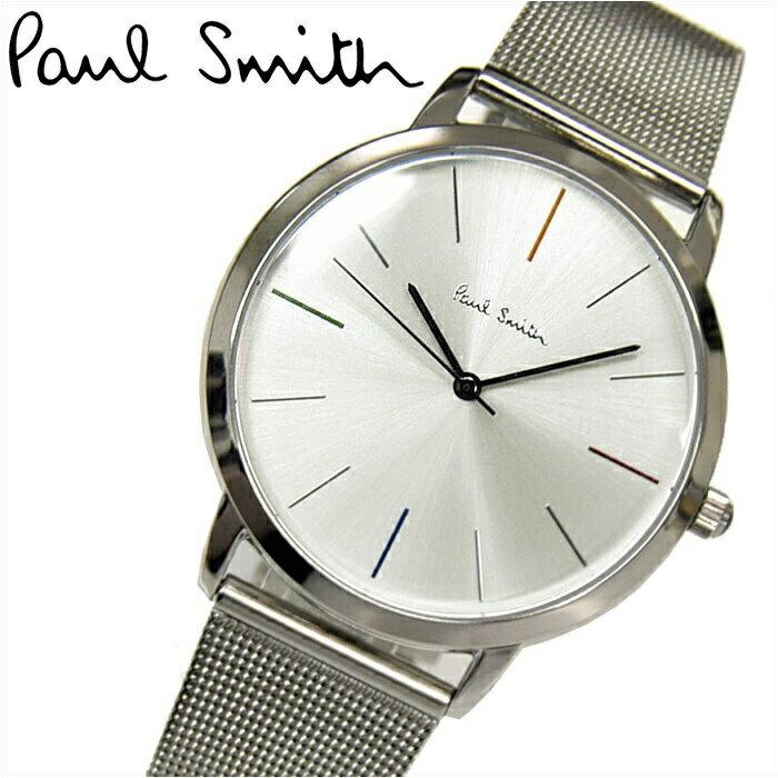 【春新生活】ポールスミス PAUL SMITH 【P10054】 腕時計 メンズ
