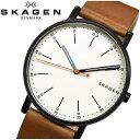 スカーゲン SKAGEN SKW6374時計 腕時計 メンズブラック ...
