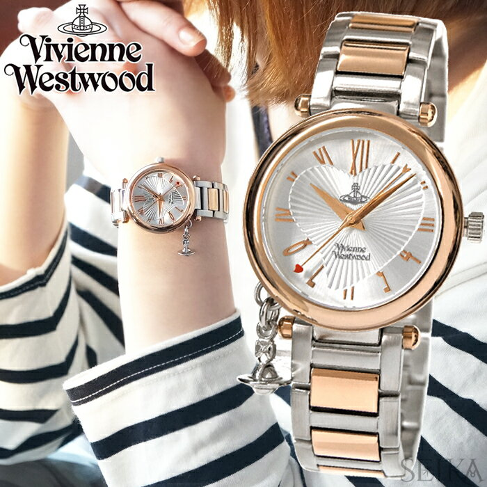 腕時計, レディース腕時計 5 Vivienne Westwood VV006RSSL