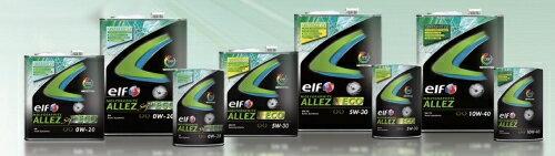 【1ケース/4L×6缶セット】エルフ(elf/)/モリグラファイト/アレ/スーパーエコ/0W-20