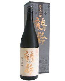 米の旨味を最大限に引き出すようにして造られています鶴齢 越淡麗 純米大吟醸 15〜16度 1800m...
