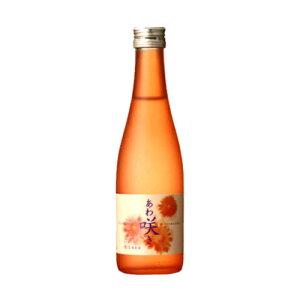 発泡純米酒 あわ咲き 〔神戸酒心館〕 300ml【日本酒】【RCP】
