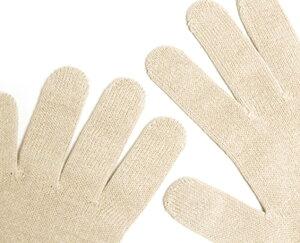 ・SASAWASHI/おやすみ手袋(レディスフリー)