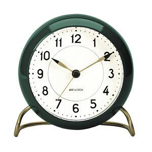 ROSENDAHL/ローゼンダール デンマーク北欧デザインの巨匠アルネ・ヤコブセン置き時計 Table C...