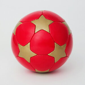 Perrocaliente / STAR BALL Series(スターボールシリーズ)フットサルボール 011 スペイン(レッド×ゴールド)【楽ギフ_包装】【楽ギフ_のし】【楽ギフ_のし宛書】