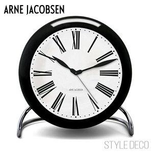 【送料無料】ARNE JACOBSEN / アルネ・ヤコブセンROMAN テーブルクロック(ブ…