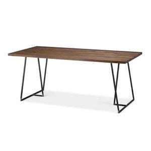 SUMIDiningTable1600スミダイニングテーブルウォールナット(オイル仕上げ)W1600×D850×H700mm