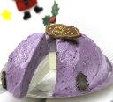 パンナ&ミルティロ(ブルーベリー)のクリスマスケーキ今年のクリスマスはスペフルのアイスケーキ!【送料 ...