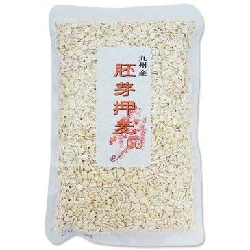 熊本の自然食品【自然農園 蓮華】 九州産「胚芽押麦」300g