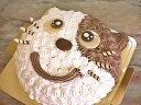 【誕生日ケーキバースデーケーキならこれ!】5号サイズ(4名?6名)ねこちゃんのキャラクターで思い出の記念日に02P05Dec15