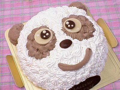 【誕生日ケーキ キャラクター】トップアイドル「パンダの誕生日ケーキ」★お子様の思い出に残...