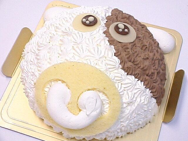 【誕生日ケーキバースデーケーキならこれ!】モーモーうしくんキャラクターで思い出の記念日に