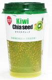 《冷蔵》 スジャータ めいらく Kiwi Chia seed キウイチアシード 240g×12本(1ケース)