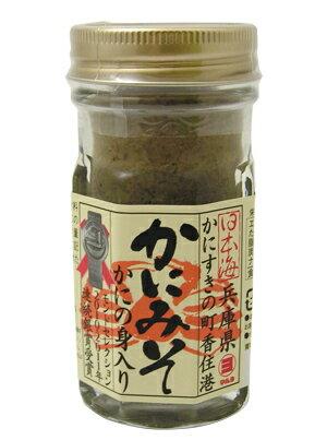 マルヨ食品 兵庫県山陰産 かにの身入りかにみそ 60g