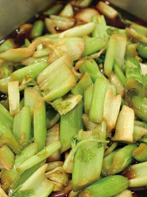 《冷蔵》 手作り セロリのチョレギサラダ 100g