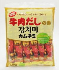 韓国牛肉だしの素カムチミ120g(10g×12入)