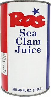送料無料!ラス 3Cシークラムジュース 貝の煮汁 1360ml×12本(1ケース)