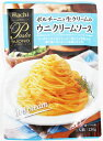 Sマート 楽天市場店で買える「ハチ食品 パスタボーノ ポルチーニと生クリームのウニクリームソース 130g」の画像です。価格は104円になります。