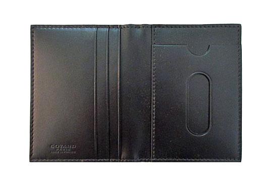 正規品 GOYARD ゴヤール カード・パスケース サンマルク 黒