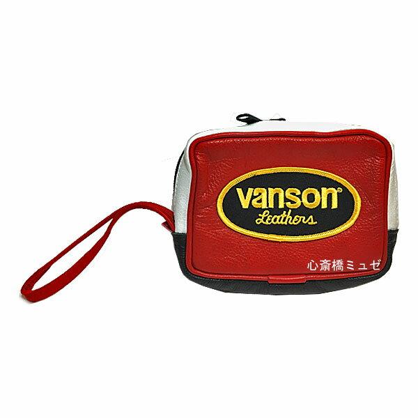 男女兼用バッグ, その他 64()AM9:595 Supreme 17SS VANSON Leather Wrist Bag